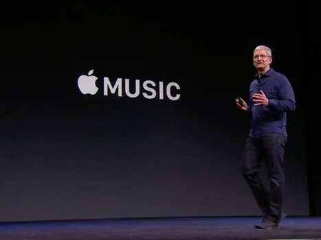 Why Apple seeking for A Music StreamingApp Like Tidal | Get amazed with iPhone App (Product) | Scoop.it