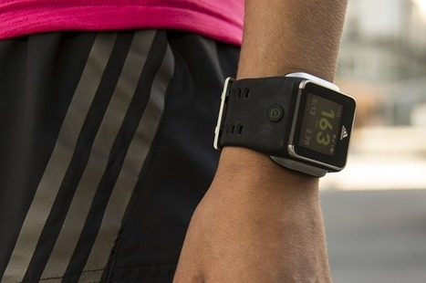 Initial thoughts on the new Adidas Smart Run GPS watch | DC Rainmaker | Fitness Training 360 | Scoop.it