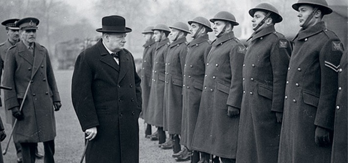 What Would Winston Churchill Do? | Coaching Leaders | Scoop.it