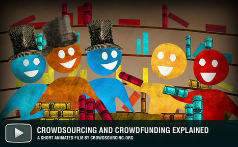 Crowdsourcing Science | 3D animation transmedia | Scoop.it