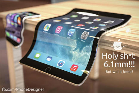Das iPad Air 2 im Hands-on-Video: So fühlt sich Luft an - Curved   iPad-Schule   Scoop.it