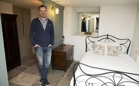 Rupert Hunt, owner of £3m London house:  'I want friendship, not money - my flatmates will only pay what they can afford' | Living-in-London Today | Scoop.it