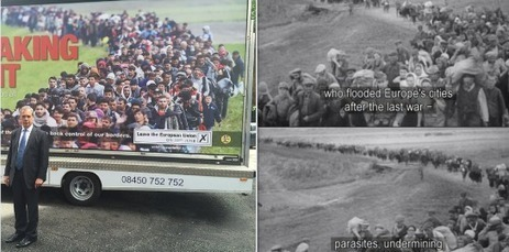 Scot behind Farage social media outcry compares UKIP migrants poster to Nazi propaganda | My Scotland | Scoop.it
