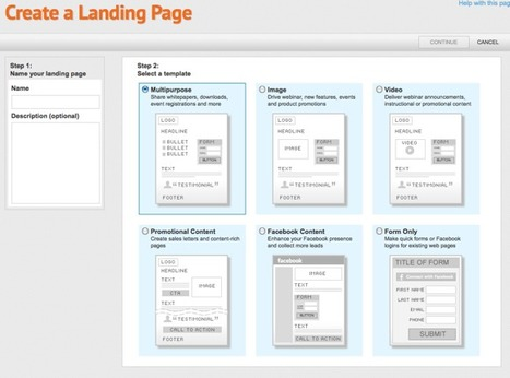 9 Best Practices for Creating Landing Pages that Convert | Teaching Website Design | Scoop.it