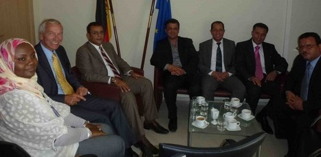 Germany trains Libyan diplomats | Libya Herald [ Libyan PM Zeidan is a German ] | Saif al Islam | Scoop.it