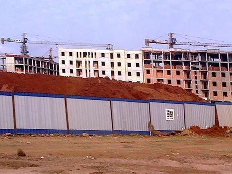 Suivi des travaux de la cité AADL Sidi abdallah 3, Alger 210 Algerie - Lkeria | Le logement et l'immobilier en Algérie | Scoop.it