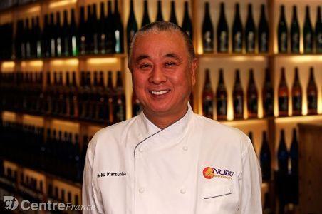 Le chef japonais Nobu Matsuhisa investit les cuisines du Royal ... - Le Berry Républicain   Aller au restaurant   Scoop.it