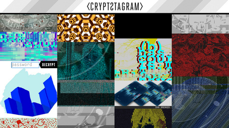Cryptstagram: nascondi del testo in immagini protette da password | Social media | Scoop.it