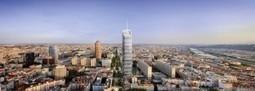 Tour Incity : un gratte-ciel écolo à Lyon | Actus des communes de France | Scoop.it