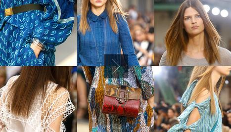 Fashion Week le défilé Chloé printemps-été 2014 - VOGUE.fr   Mode   Scoop.it