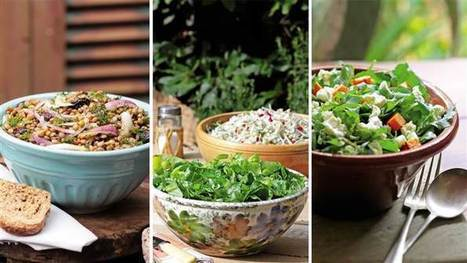 Healthy eating secrets and 3 super salad recipes from the Greek island of Ikaria - Today.com | ♨ Family & Food ♨ | Scoop.it
