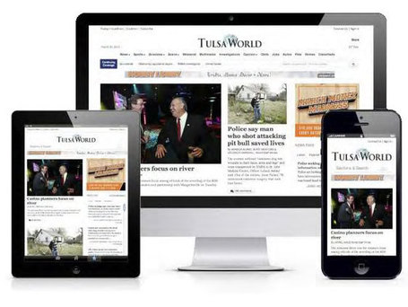 Responsive Design Makes Mobile Media A Joy | Mobile Revolution | Scoop.it