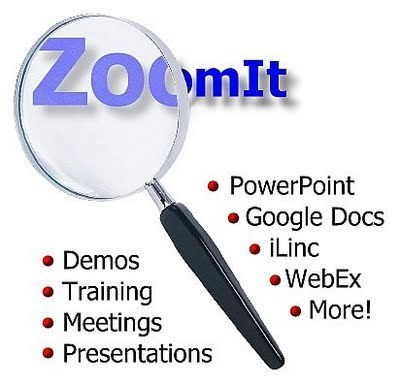 Zoomit - Screen Zoom Tool for Presentations | ciberpocket | Scoop.it