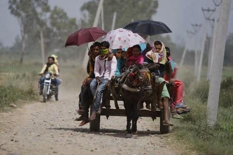 Canicule en Inde : plus de 1700 morts | Abhaya SRIVASTAVA | Asie & Océanie | diversité | Scoop.it