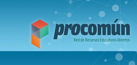 Espacio Procomún Educativo | Blog de INTEF | Recursos  Enseñanza Secundaria Abiertos en la red | Scoop.it