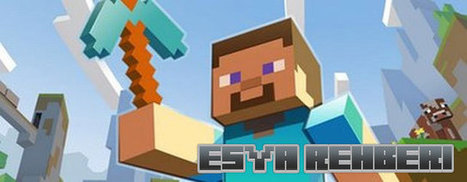 Minecraft Eşya Rehberi | Minecraft | Scoop.it