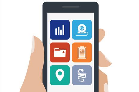 E-santé : Infographie sur les applications mobiles | euroClinix | E-santé et médecine en ligne | Scoop.it