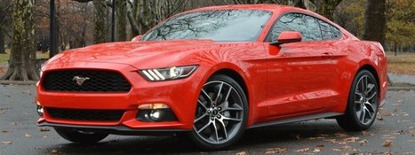 Infographic - 50 years of Ford Mustang - AutoPortal | Autoportal India | Scoop.it