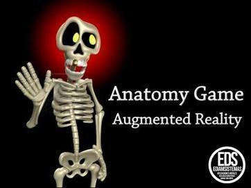 Anatomy Game: Aprende anatomía con el juego de Realidad Aumentada – | AR-nology | Scoop.it