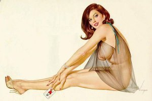 20 Classic & Stylish Playboy Pin-UpGirls | Rockabilly | Scoop.it