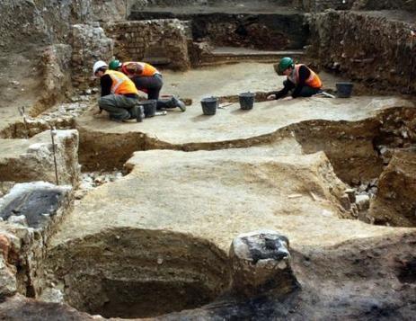 Les archéologues sur la piste d'un temple antique - Le Parisien | Histoire et Archéologie | Scoop.it