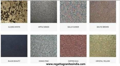 Qualitative Exporter of Granite from India | New Imperial Red granite wholesale distributors in India | Scoop.it