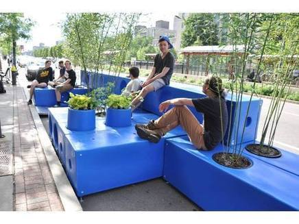 Started from the Bottom: Boston Experiments with Parklets as Place-making Strategy | News | Archinect | Adaptive Cities | Scoop.it