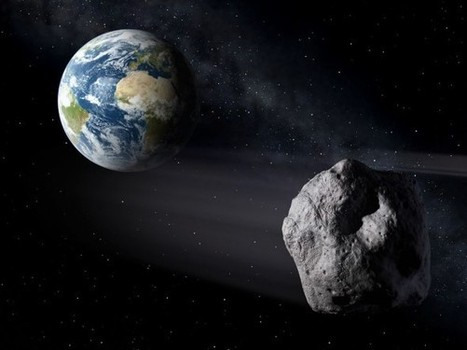 Watch Potentially Hazardous Asteroid Whip Past Earth   GarryRogers NatCon News   Scoop.it