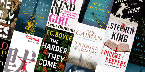 The Books All Your Cool Friends Are Reading | Bibliobibuli | Scoop.it