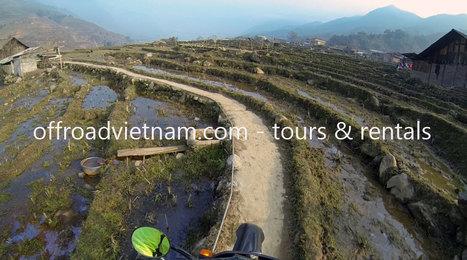 Hanoi Off-road Motorbike Tours, Rentals   Vietnam Offroad   Vietnam Off-road Motorbike Tours   Scoop.it