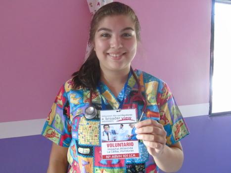 "Review Volunteer Melissa Catalano Health care program in honduras La Ceiba   ""#Volunteer Abroad Information: Volunteering, Airlines, Countries, Pictures, Cultures""   Scoop.it"