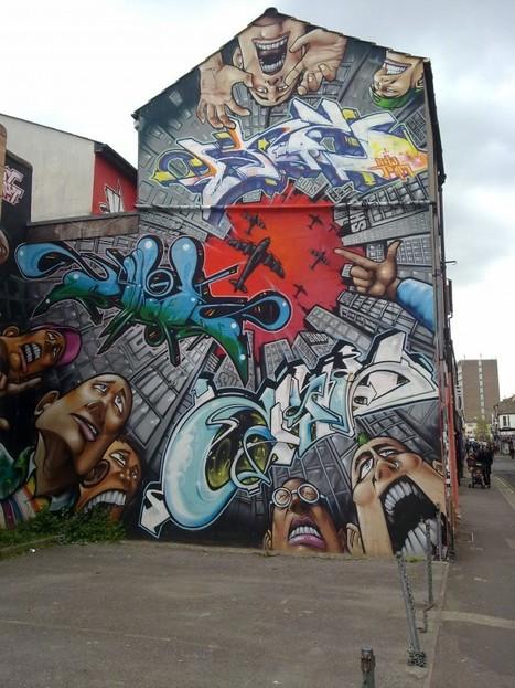 World Graffiti Archives - Graff   Urban Art Bomb   Art   Scoop.it