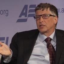 Bill Gates: 'Men heeft nog geen idee hoe snel ze door softwarebots vervangen worden' | De mogelijkheden van onze daken | Scoop.it
