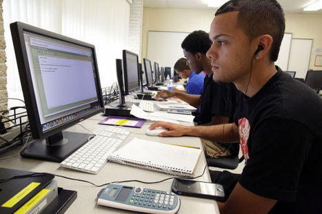 Atlantic Cape's math camp aims to help students save time, money | Adult Education in Transition | Scoop.it