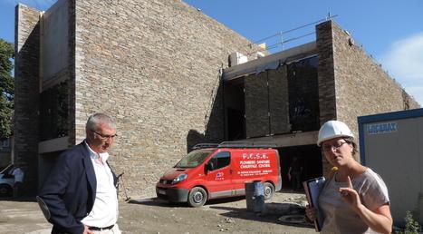 SAINT-JEAN-DU-GARD Le second souffle de l'ancienne filature - Objectif Gard | Saint-Jean-du-Gard | Scoop.it