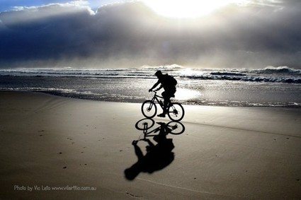 Sunrise ride along Beach: General Photography | Stock Photography Business | Scoop.it