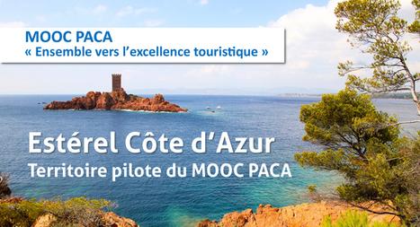 Estérel Côte d'Azur : Territoire pilote du MOOC PACA | Estérel Côte d'Azur tourisme | Scoop.it