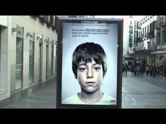 Espagne Lutte contre la maltraitance : une pub visible uniquement par les enfants - Bien Public   Espagnol: Langue et cultures   Scoop.it