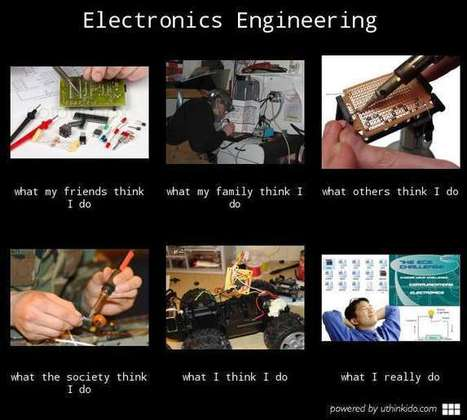 Electronics Engineering   What I really do   Scoop.it