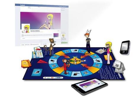 Un jeu 2.0 pour prévenir des dangers de l'internet et des réseaux sociaux | Formations pour Cadres | Scoop.it