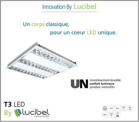 T3 LED - Un coeur LED unique.   Actu Lucibel   Scoop.it