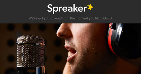 Visit Spreaker and Create a Podcast | Il Tablet nell'Educazione | Scoop.it