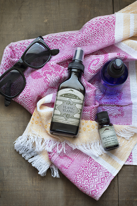 DIY Body Sprays with Essential Oils | Raw Edible Organic Skin Care | Scoop.it
