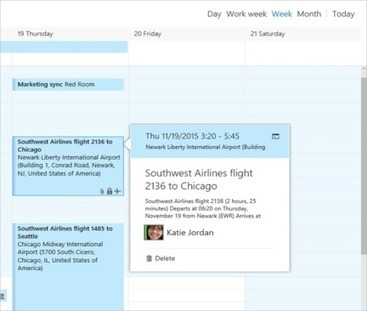 Outlook sur le Web et Outlook.com apprennent de vous | gestion temps, outlook, lotus notes | Scoop.it