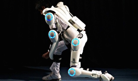 Top 15 Exoskeletons Merging Man With Machine | Big and Open Data, FabLab, Internet of things | Scoop.it