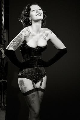 An Interview With Bianca Nevius – Italian Pin Up  and BurlesqueGirl | Rockabilly | Scoop.it