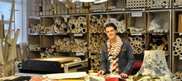 Texprint 2014 : promoting new textile designers - the source of newtextile design talent | Trends in Textiles | Scoop.it