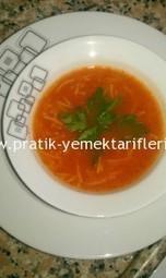 Tavuklu Şehriyeli Tarhana Çorbası Tarifi |Pratik yemek tarifleri, resimli pratik yemek tarifleri ,oktay usta, kolay yemek tarifleri | Çorba Tarifleri | Scoop.it