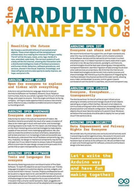 The Arduino.ORG Manifesto: Hardware and Softwar... | Raspberry Pi | Scoop.it