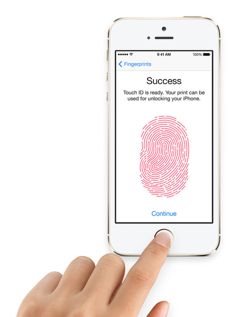 Assistive Technology Blog: The Touch ID Fingerprint Sensor on the New iPhone 5s Has Major Accessibility Implications | Assistive Technology | Scoop.it